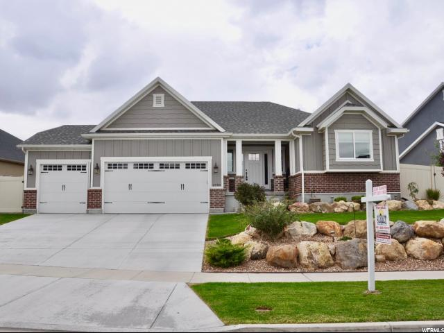 2739 S Wildflower Dr, Saratoga Springs, UT 84043 (#1560089) :: Action Team Realty