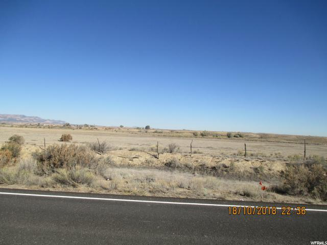 0 W Highway 155 S, Cleveland, UT 84518 (#1560108) :: The One Group
