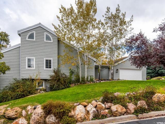1890 S High Pointe Dr E, Bountiful, UT 84010 (#1560196) :: Exit Realty Success