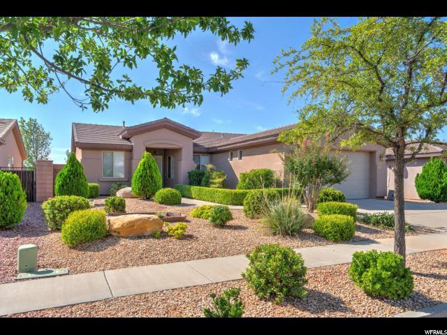3468 E Hidden Springs Dr, Washington, UT 84780 (#1560254) :: The Fields Team