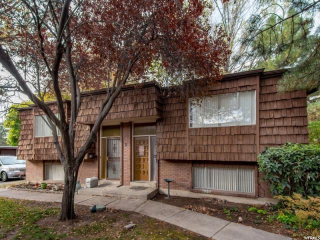 723 E 3720 S #B-6, Salt Lake City, UT 84106 (#1560281) :: Powerhouse Team   Premier Real Estate