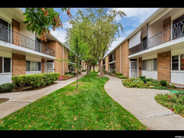 760 E Three Fountains Dr S #106, Murray, UT 84107 (#1560282) :: Big Key Real Estate