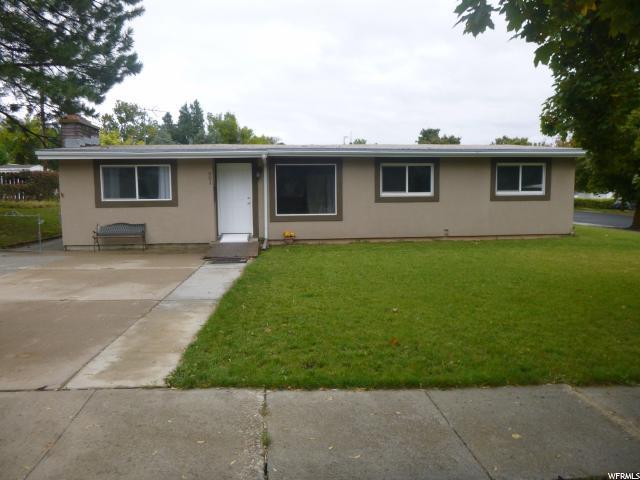 901 E Rancho Blvd S, Ogden, UT 84404 (#1560298) :: The Fields Team