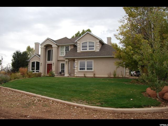 728 S 4000 W, Roosevelt, UT 84066 (#1560307) :: Exit Realty Success