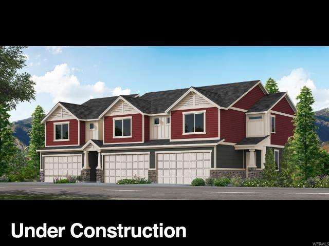 132 E Riverview Dr #74, Saratoga Springs, UT 84045 (#1560321) :: Red Sign Team