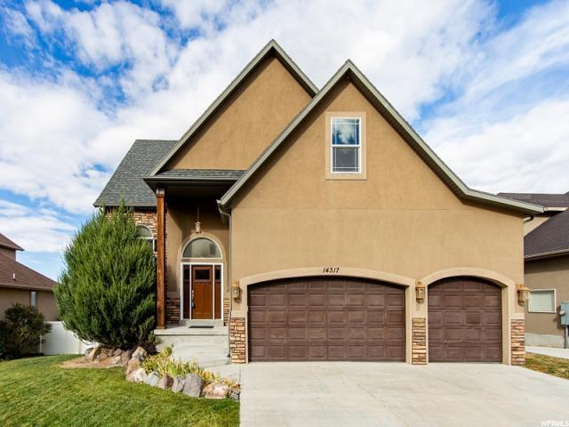 14317 Round Rock Dr, Herriman, UT 84096 (#1560365) :: Eccles Group