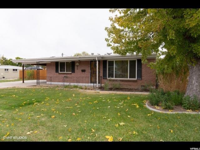 841 N Liberty Ave, Ogden, UT 84404 (#1560366) :: Bustos Real Estate | Keller Williams Utah Realtors
