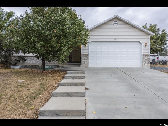 71 N Aspen Way, Grantsville, UT 84029 (#1560374) :: RE/MAX Equity