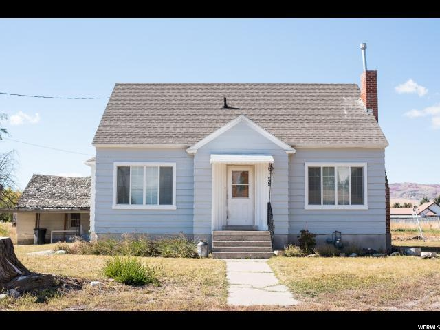 59 N Center, Newton, UT 84327 (#1560383) :: RE/MAX Equity