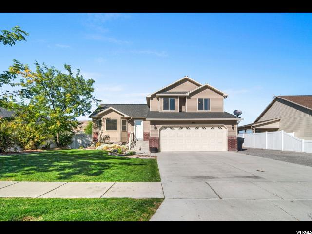 2552 W 500 N, Tremonton, UT 84337 (#1560420) :: Big Key Real Estate