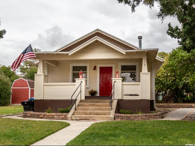 110 N 200 E, Hyde Park, UT 84318 (#1560439) :: RE/MAX Equity