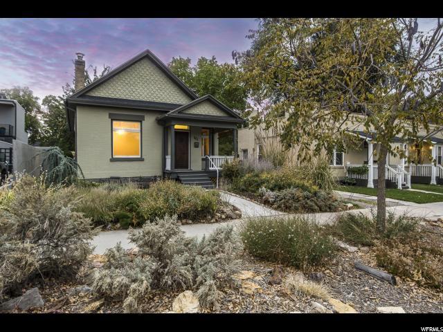822 E 900 S, Salt Lake City, UT 84105 (#1560444) :: RE/MAX Equity