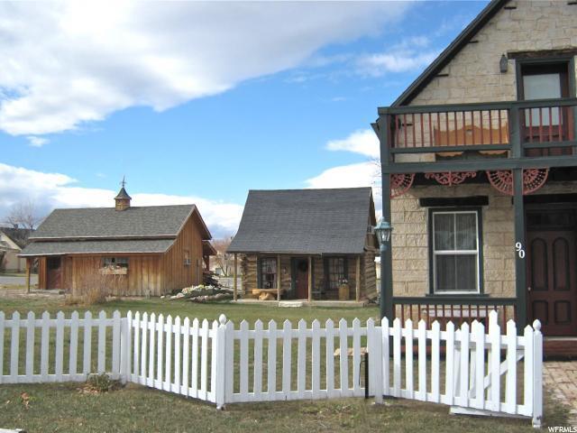 90 S 100 E, Manti, UT 84642 (#1560453) :: Big Key Real Estate