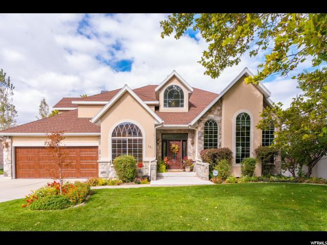 731 E Majestic Pine Dr S, Murray, UT 84107 (#1560473) :: goBE Realty
