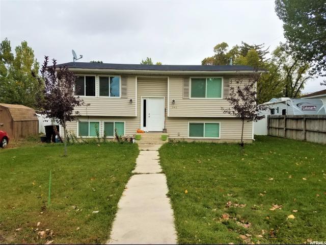 242 N 400 W, Heber City, UT 84032 (#1560478) :: Big Key Real Estate