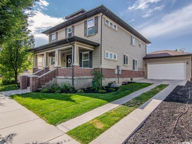 4462 W New Spring Rd S, South Jordan, UT 84009 (#1560505) :: RE/MAX Equity