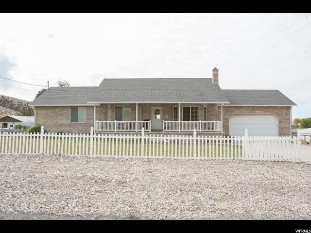 190 E 500 N, Mayfield, UT 84643 (#1560516) :: Action Team Realty