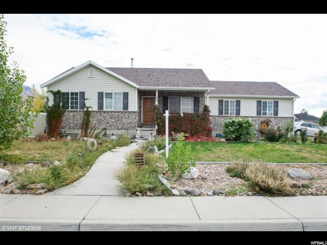 166 E 730 N, Santaquin, UT 84655 (#1560570) :: Big Key Real Estate