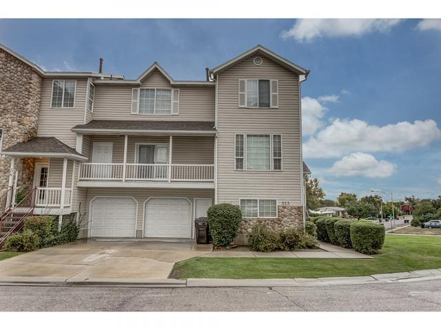553 N Seven Peaks Blvd #33, Provo, UT 84606 (#1560571) :: Big Key Real Estate