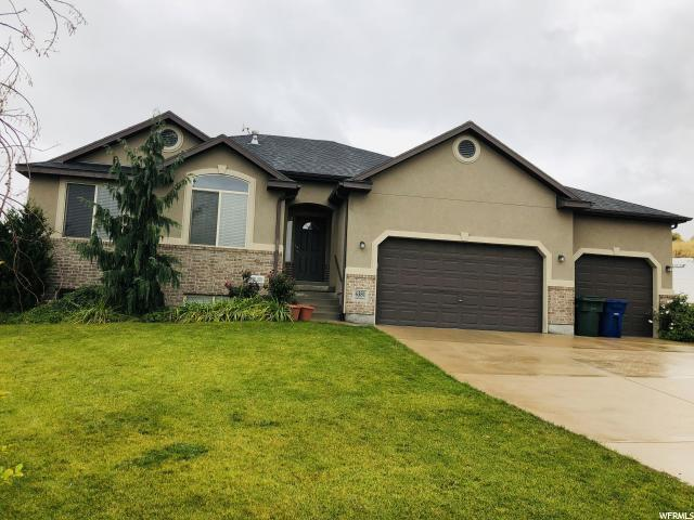6381 W Mount Shasta Ct S, West Valley City, UT 84118 (#1560590) :: Exit Realty Success
