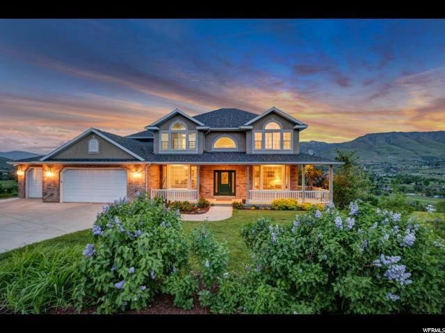 4068 E Nordic Valley Dr, Eden, UT 84310 (#1560617) :: Big Key Real Estate