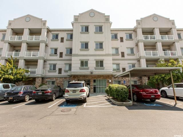 1134 E 3300 S #217, Salt Lake City, UT 84106 (#1560697) :: Big Key Real Estate