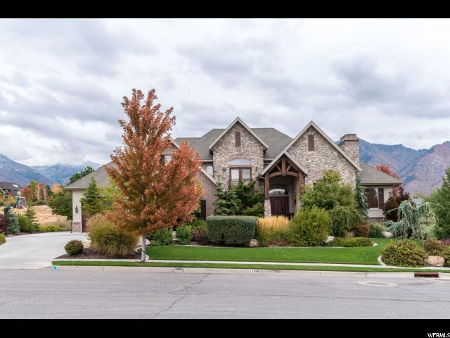 12354 Timberline Drive, Highland, UT 84003 (#1560704) :: Action Team Realty