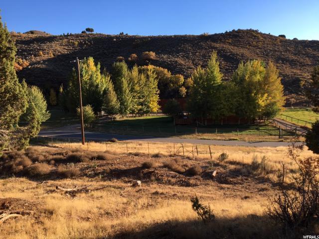 975 Cherry Canyon Rd, Wanship, UT 84017 (MLS #1560738) :: High Country Properties