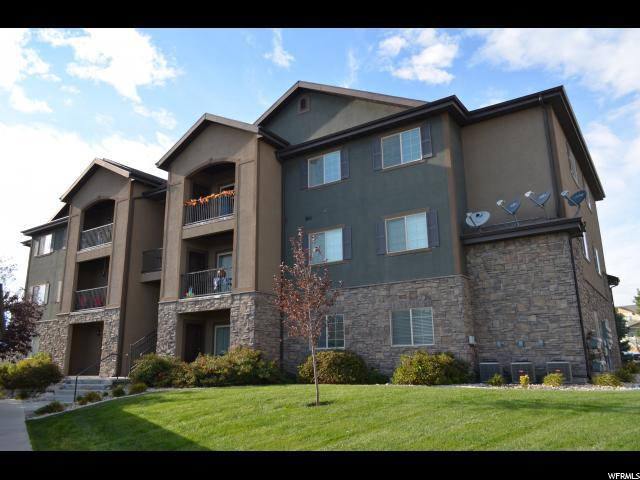 203 E Jordan Ridge Blvd N #212, Saratoga Springs, UT 84045 (#1560789) :: Big Key Real Estate