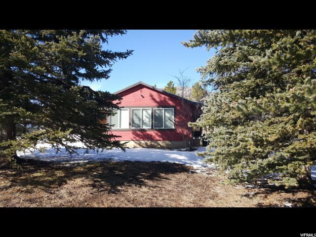 2421 Country Rd #105, Kamas, UT 84036 (#1560809) :: Big Key Real Estate