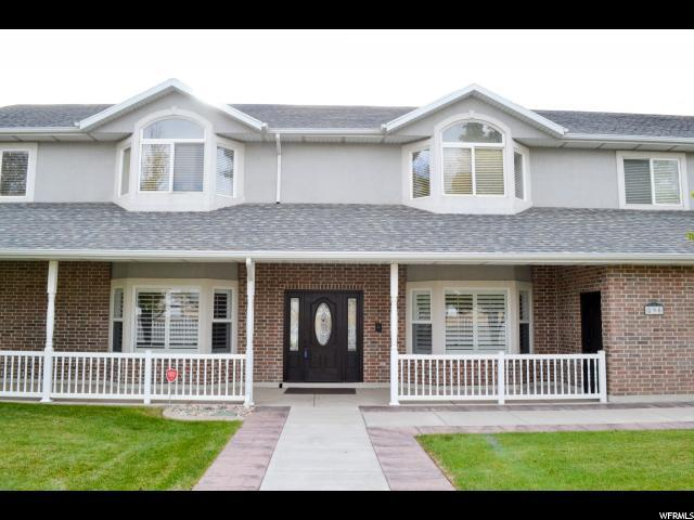 890 S Sunset Dr, Kaysville, UT 84037 (#1560852) :: RE/MAX Equity