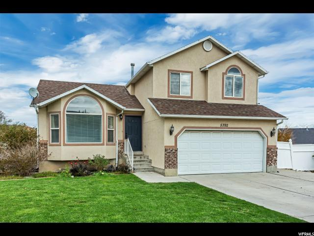 5392 W Autumn Heights Dr S, Riverton, UT 84096 (#1560892) :: Exit Realty Success
