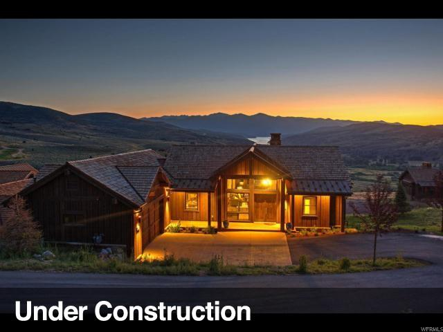 6279 N Prairie Ct, Heber City, UT 84032 (MLS #1560901) :: High Country Properties