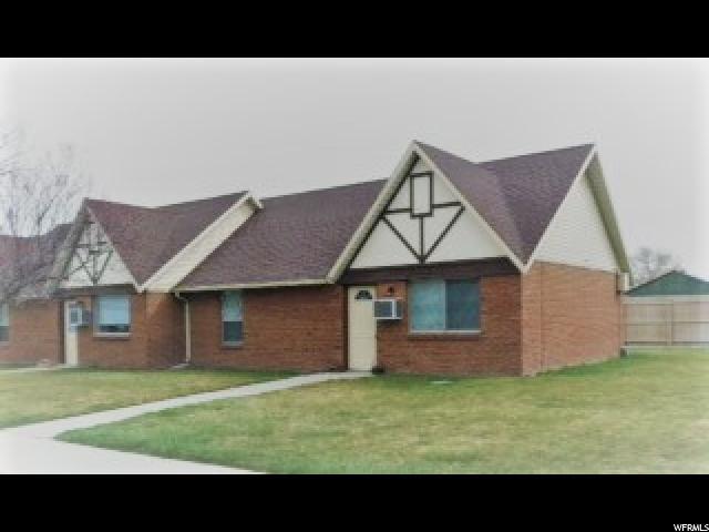710 N 800 W #7, Salt Lake City, UT 84116 (#1560910) :: Big Key Real Estate