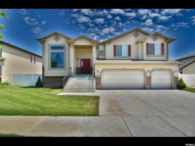 454 N Winchester, North Salt Lake, UT 84054 (#1560917) :: Exit Realty Success