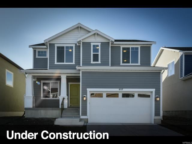 662 Doubleday St #29, Mapleton, UT 84664 (#1560947) :: The Utah Homes Team with iPro Realty Network