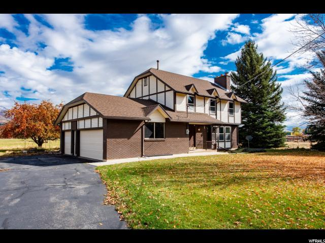 3116 N River Dr E, Eden, UT 84310 (#1560967) :: Big Key Real Estate