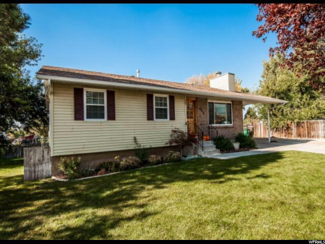 723 N 2200 W, Provo, UT 84601 (#1560994) :: RE/MAX Equity