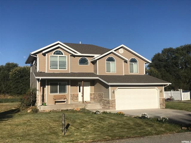 15271 N 5250 W, Riverside, UT 84334 (MLS #1560998) :: Lawson Real Estate Team - Engel & Völkers
