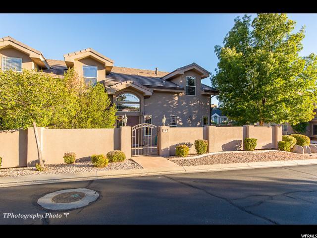 345 N 2450 E #152, St. George, UT 84790 (#1561003) :: Big Key Real Estate