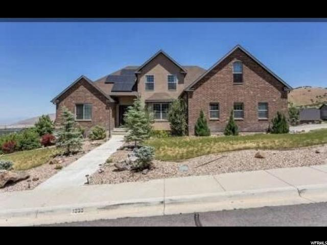 1035 E 300 S, Santaquin, UT 84655 (#1561010) :: Big Key Real Estate
