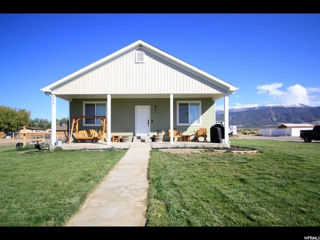 4614 N Millard Ln, Enoch, UT 84721 (#1561016) :: Big Key Real Estate