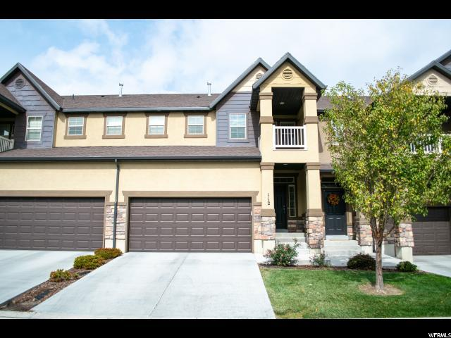 112 E Carbonell Way N, Saratoga Springs, UT 84045 (#1561018) :: RE/MAX Equity
