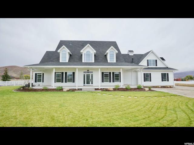 2177 S Daniels Rd W, Daniel, UT 84032 (#1561022) :: Big Key Real Estate