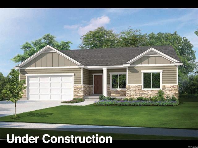 743 N Slant Rd, Spanish Fork, UT 84660 (#1561054) :: RE/MAX Equity