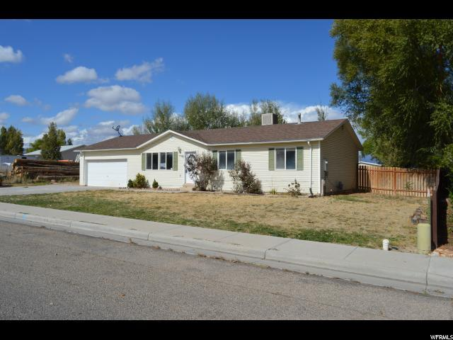 1780 W 575 S, Vernal, UT 84078 (#1561068) :: Big Key Real Estate