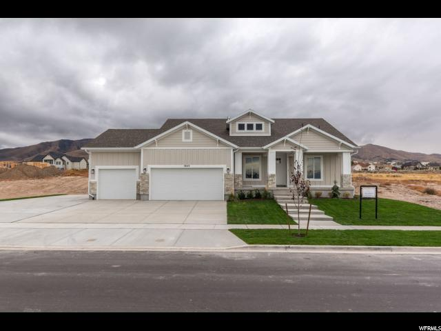 3643 S Mcgregor Ln W #128, Saratoga Springs, UT 84045 (#1561092) :: The Utah Homes Team with iPro Realty Network