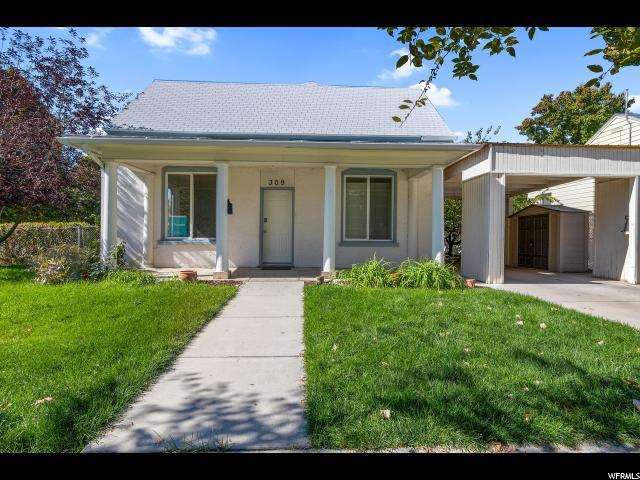 309 N 600 W, Provo, UT 84601 (#1561144) :: RE/MAX Equity