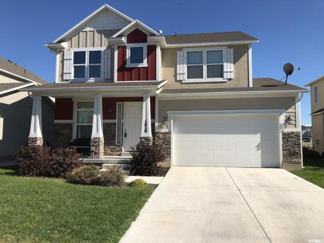1618 N August Dr, Saratoga Springs, UT 84045 (#1561167) :: The Utah Homes Team with iPro Realty Network