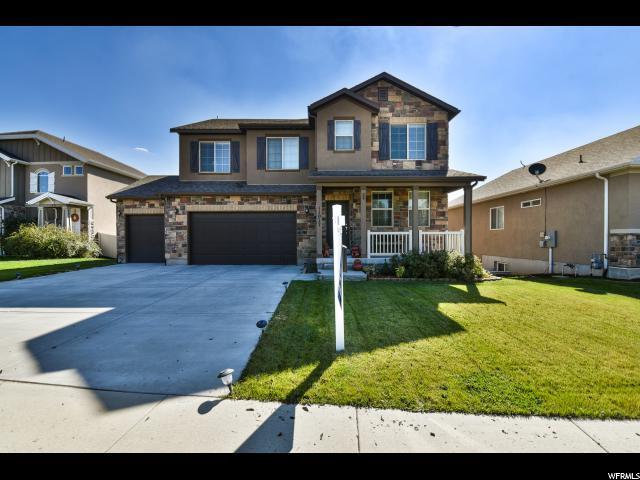 11017 S Greenvale Ct, South Jordan, UT 84095 (#1561216) :: Big Key Real Estate